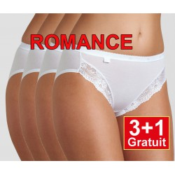Romance 4-packs (3+1)