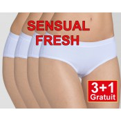 Sensual Fresh 4-packs (3+1)