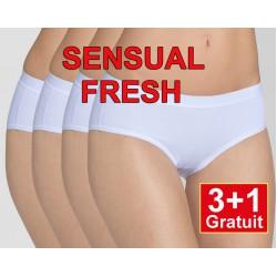 Sensual Fresh 4-packs (3+1)